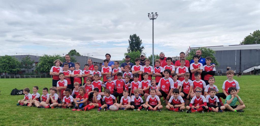 Ecole de rugby 2021
